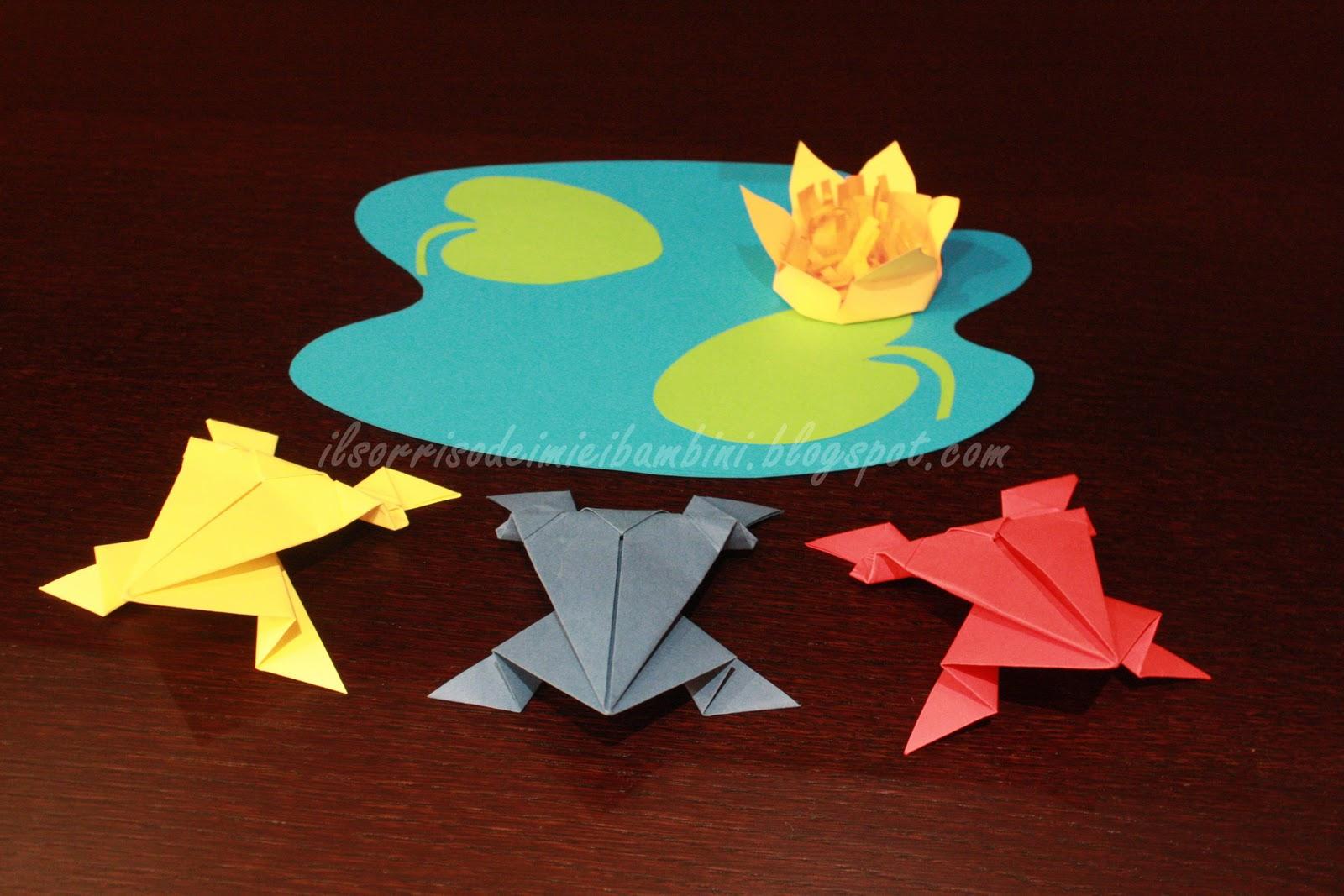 Il sorriso dei miei bambini giochiamo a raggiungi for Costruire uno stagno