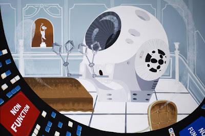 2001 - Uma Odisséia no Espaço, de Stanley Kubrick - por Carlos Ramos