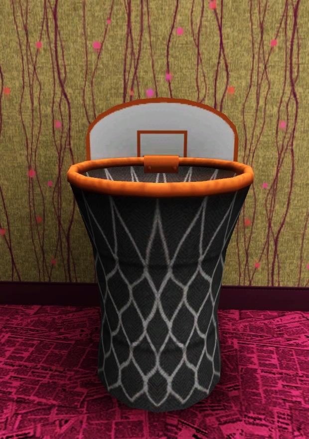 Basketball hoop hamper basketball scores - Basketball hoop clothes hamper ...