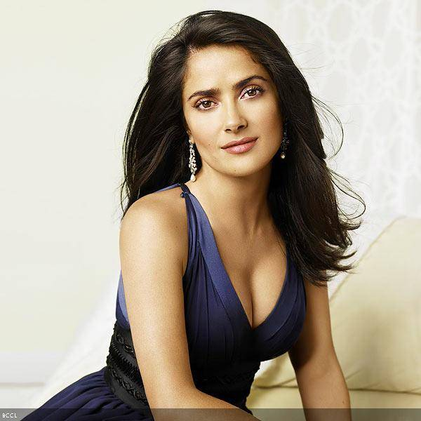 Salma Hayek: It doesn't matter if she's playing a swashbuckling kitten or a stripper muse Mexican painter, Hayek is always the most jaw-droppingly attractive person. Her recent stint as Alec Baldwin's hot-blooded Latin girlfriend on 30 Rock made us all jealous.