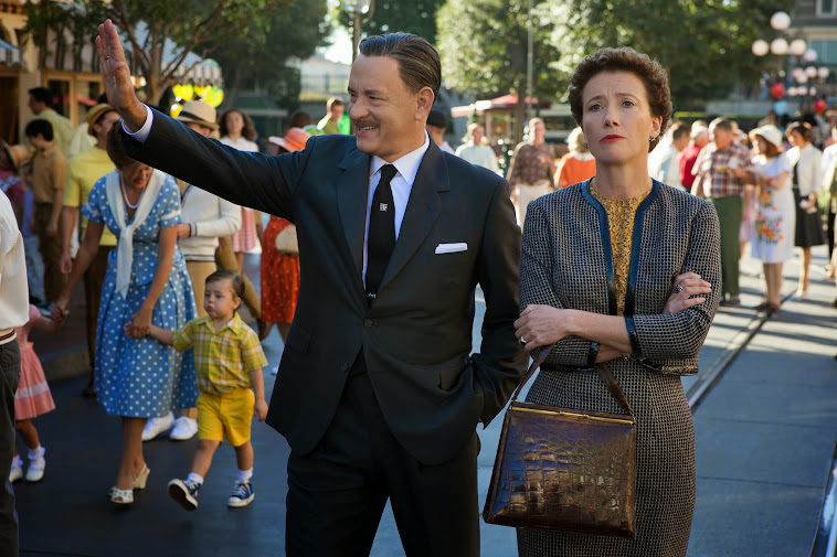 Entertainment Updates: New Trailer for Disney's Saving Mr. Banks #SavingMrBanks
