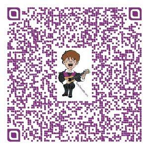 Código QR de la VCard para añadir como contacto a la agenda del Móvil