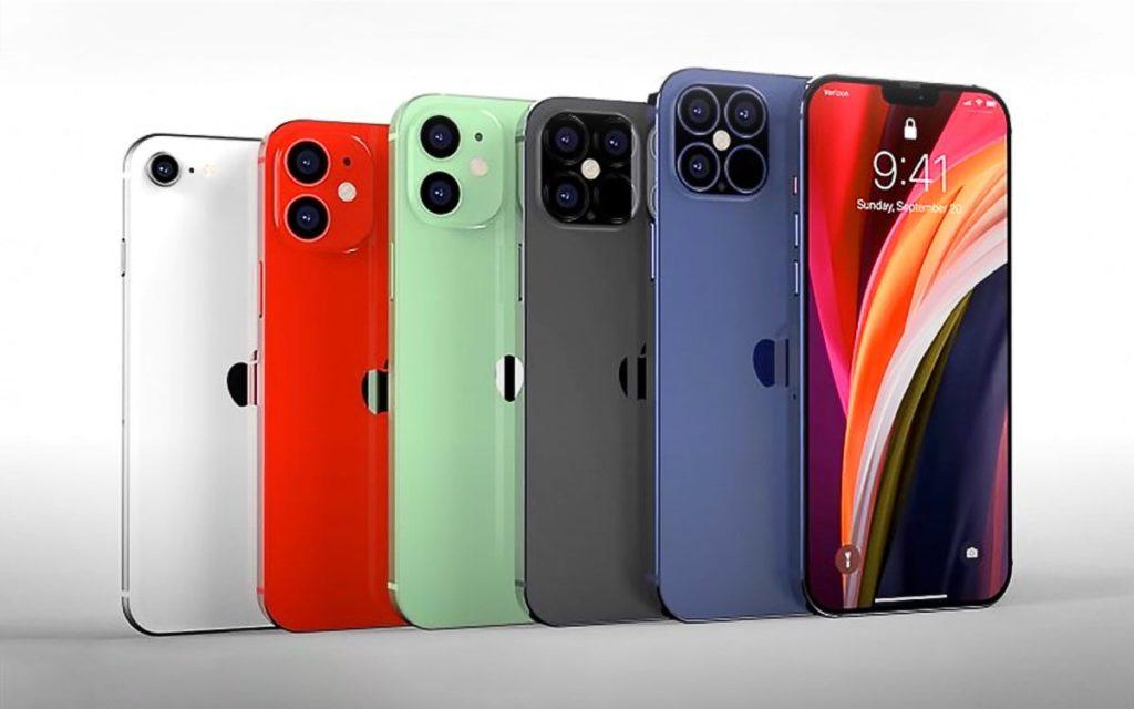 Les ventes d'iPhone aurait progressé de 10% en 2020