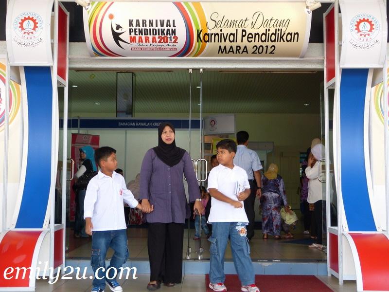 Karnival Pendidikan MARA