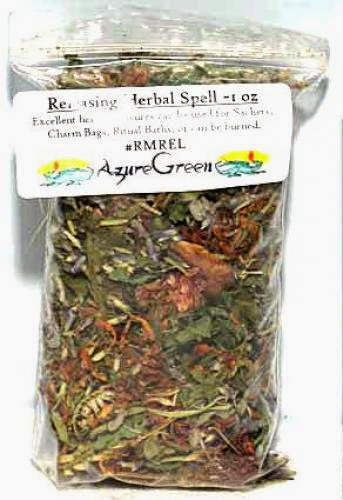 Releasing Herbal Spell Mix 1Lb