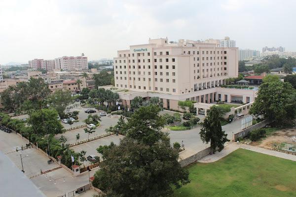 Green Park, No. 183, Nsk Salai,Arcot Road,Vadapalani, Chennai, Tamil Nadu 600026, India
