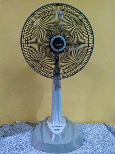 mitsubishi electric tatami fan