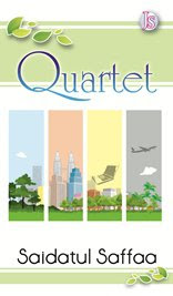 NOVEL QUARTET SAIDATUL SAFFAA (SINOPSIS DAN REVIEW)