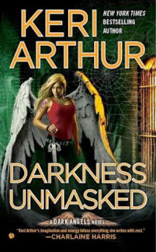 Early Review Darkness Unmasked By Keri Arthur