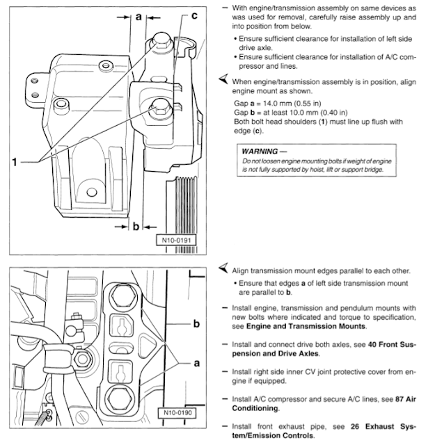 How exact do motor mounts have to be? | VW Vortex - Volkswagen Forum | Vr6 Engine Diagram Engine Mount |  | VW Vortex