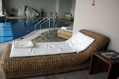 Spa at Hotel Bellevue in Dubrovnik Croatia
