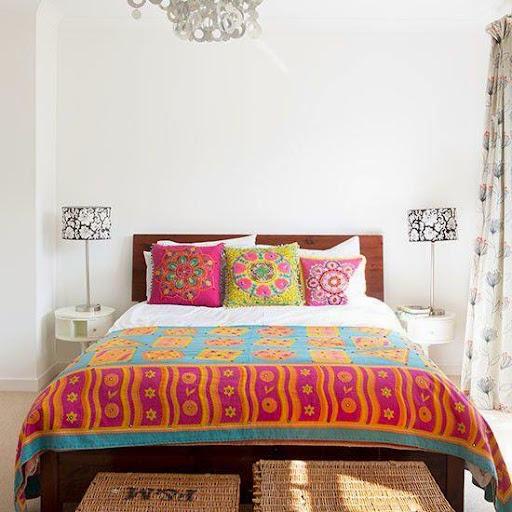 Những ý tưởng thiết kế phòng ngủ dành cho khách độc đáo-7