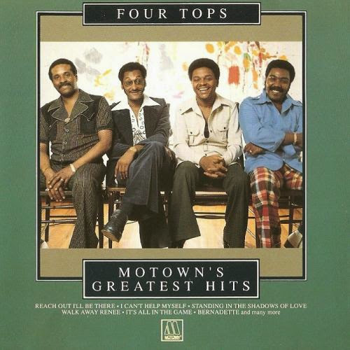 Four Tops – Motown's Greatest Hits (1992)