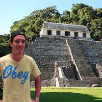 Pyramids in South America