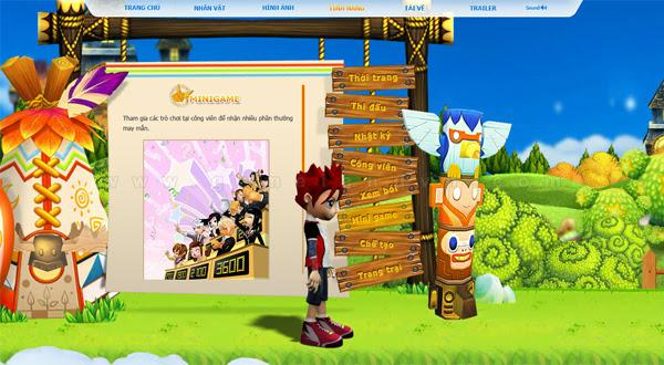 Trang giới thiệu GoGoRun đã chính thức trình làng 16