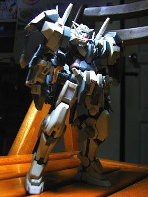 ส่งงานโมตัวแรก GUNDAM AVALANCHE EXIA HG 1/100 TT โดย atomicfaster