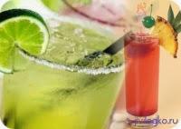 новогодние безалкогольные напитки