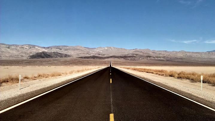 On ze roads again !