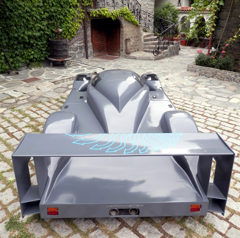 1900 Replica Kit Makes Bentley: Aeromaster LMP Kitcar From Bulgaria