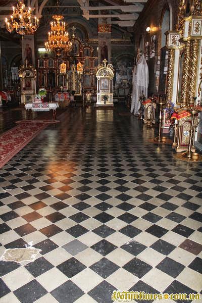 Підлога храму