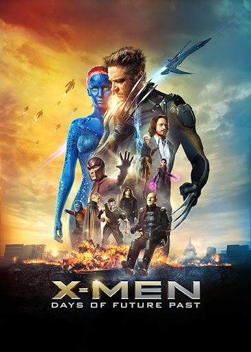 X men Ngày Cũ Của Tương Lai - X Men The Day Of Future Past