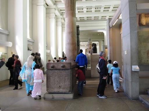 Радует также, что очень многие родители приводят детей в музей по собственной инициативе
