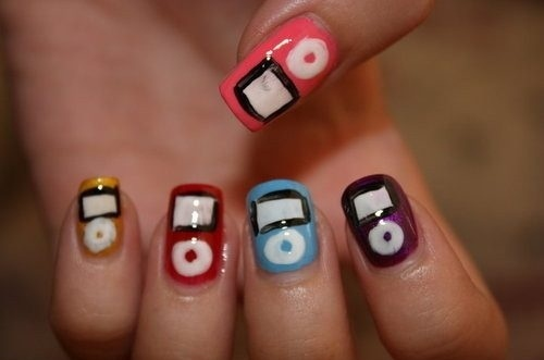 iPod Nails = iNails