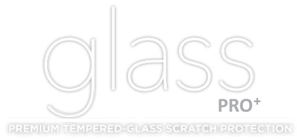 GLASS Premium Tempered-Glass Scratch Protection