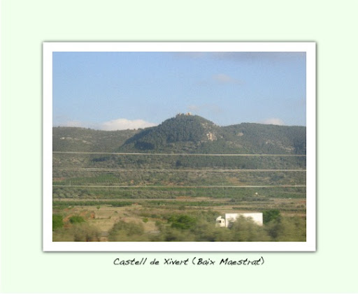 Fotografia del Castell de Xivert