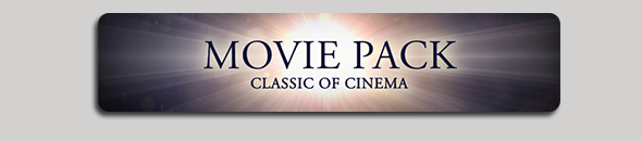 Movie Pack - Classic of cinema