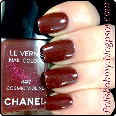 Chanel 'Cosmic Violine'