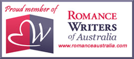 Proud Member of Romance Writers of Australia
