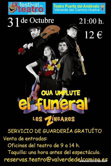 IX Festival Teatro de Humor
