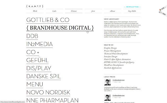 *充滿動態讀取感的極簡風網站|Eric Paul Snowden Web Site 6