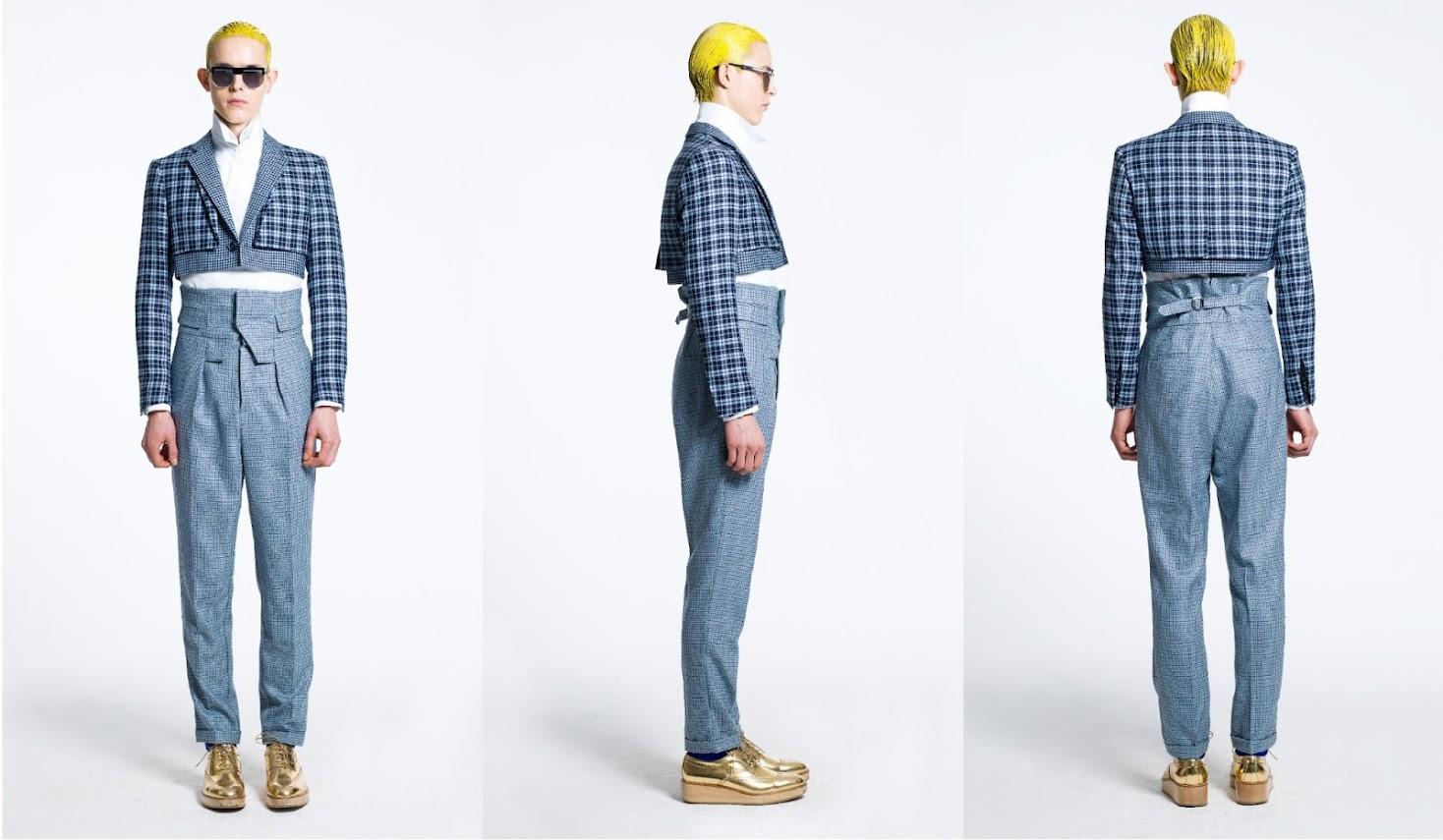 *華人設計新指標Six Lee的2013AW:將貴族古典剪裁活用於未來時裝! 8