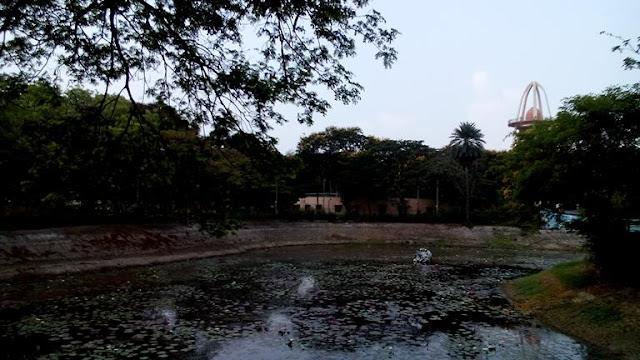 Dr. Visveswaraya Tower Park