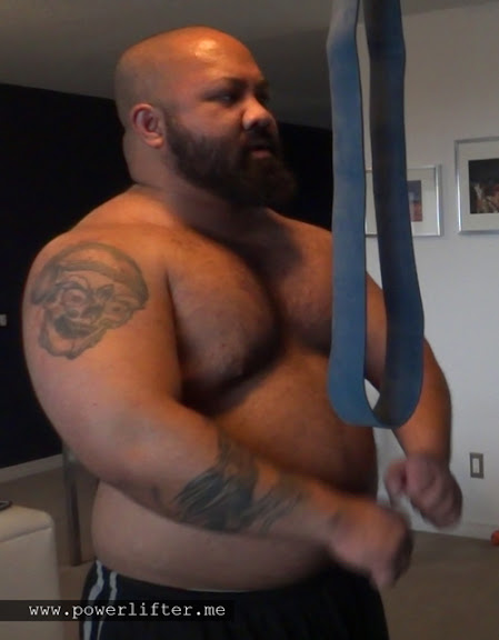 Big Powerlifter