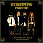 Kungpow Chickens Ft. Sandra Bandelles - Ku Tunggu Kamu
