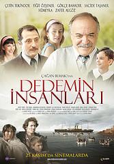 Dedemin insanlari film afis poster Dedemin İnsanları (2011)