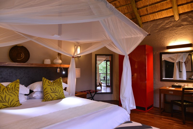 Safari Suites bedroom