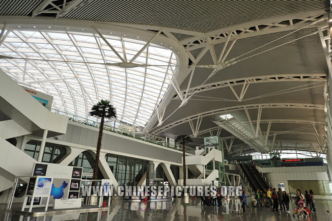 Guangzhou South Railway Station Photo 3
