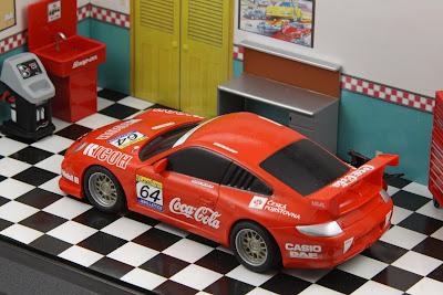 Porsche GT3 Cup Coca Cola Racing 2