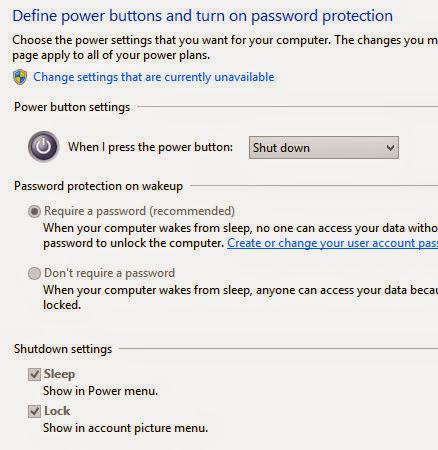 Cách kích hoạt tính năng khởi động nhanh cho Windows 8 3
