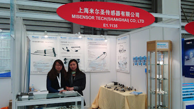 Misensor Booth Number: E1.1135  March 19-21, 2013 ElectronicaChina, Shanghai New International Expo Center, China