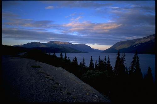 Alba sui monti