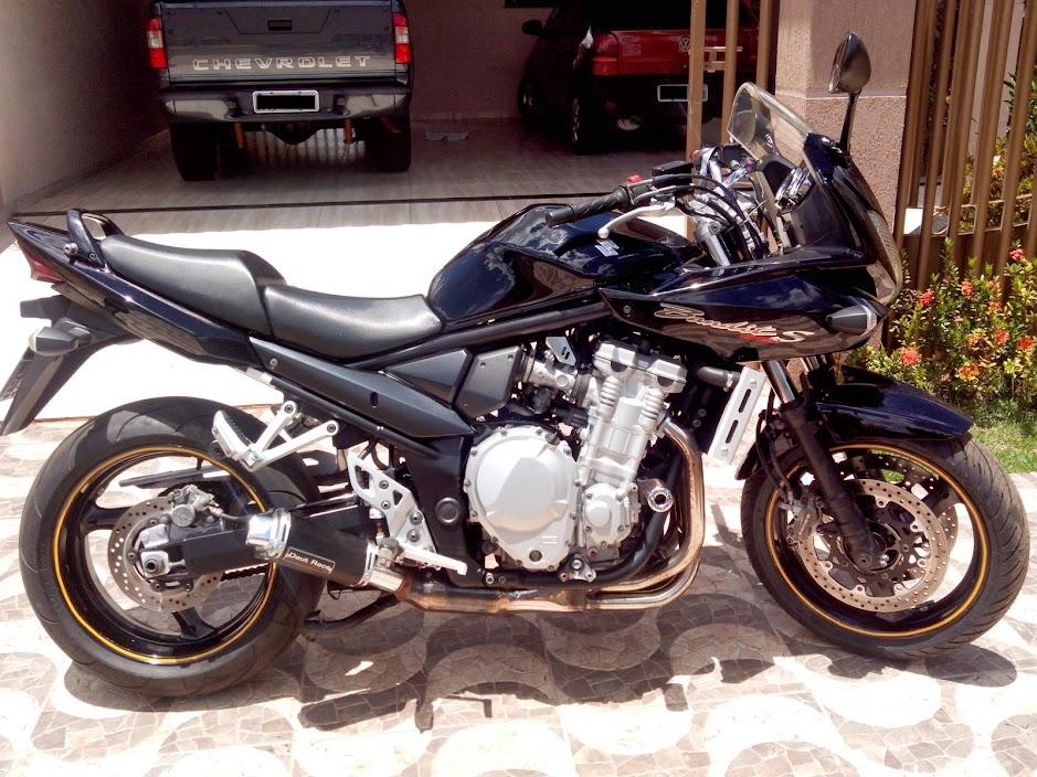 Apresentando agora com moto, Bandit 1250 S - UP IMG_20131019_122428