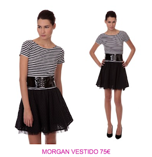 Morgan vestidos casuales5