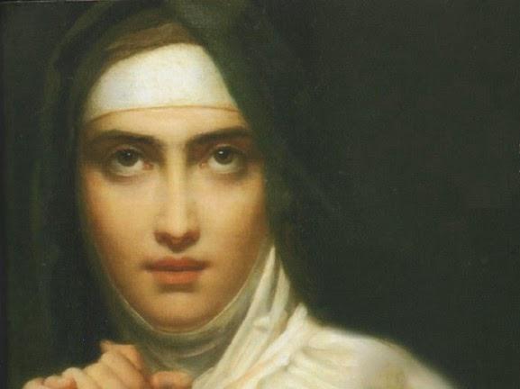 Santa Teresa de Jesús, Teresa de Ávila
