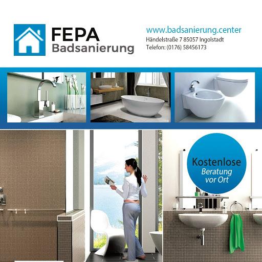 Badausstellung Ingolstadt fepa badsanierung