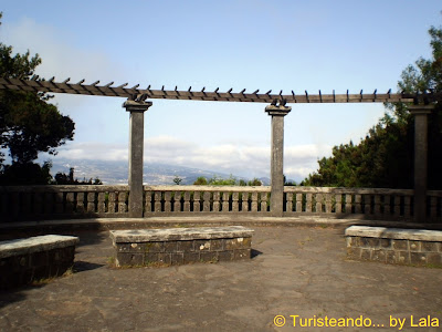 Mirador Cruz Carmen Anaga, Tenerife